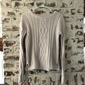 Taupe old navy sweater. Size small.